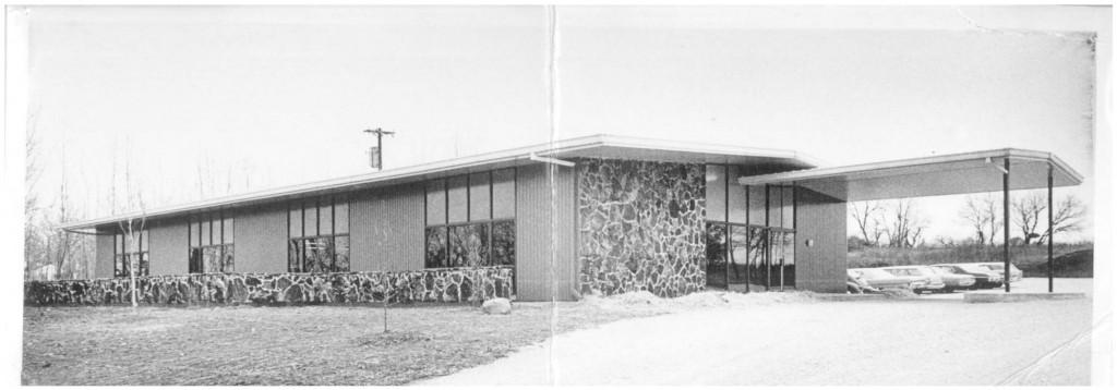 Montessori School of Waukesha in 1970